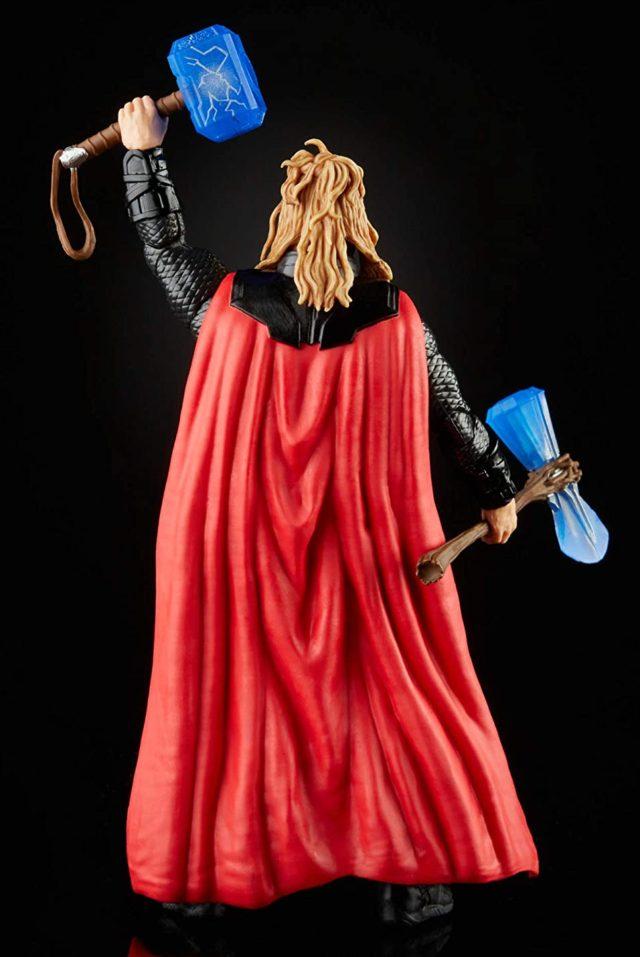 Back of Fat Thor Final Battle Marvel Legends Avengers Endgame Figure