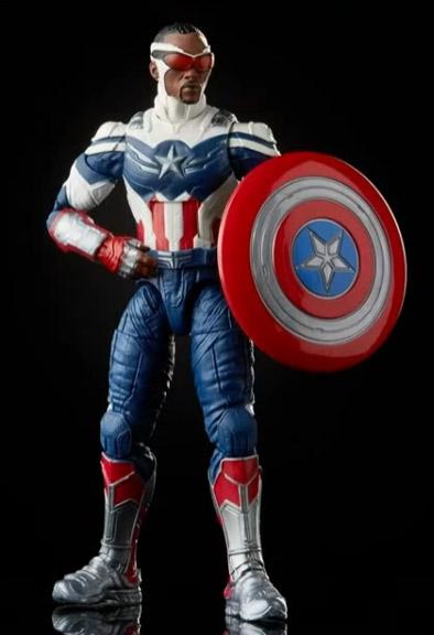 Falcon Captain America Marvel Legends 2021 Disney+ Figure