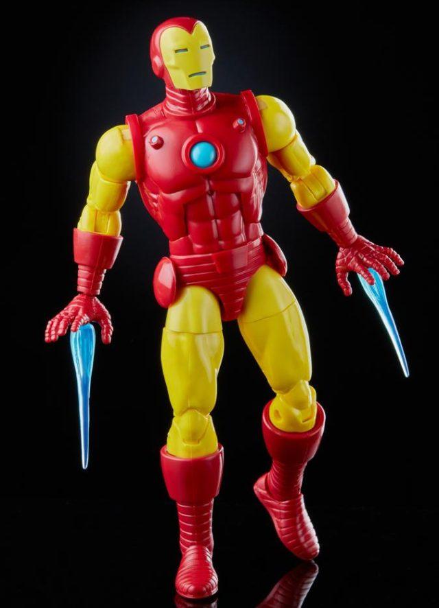 Iron Man Shang Chi Marvel Legends 2021 Series Figure