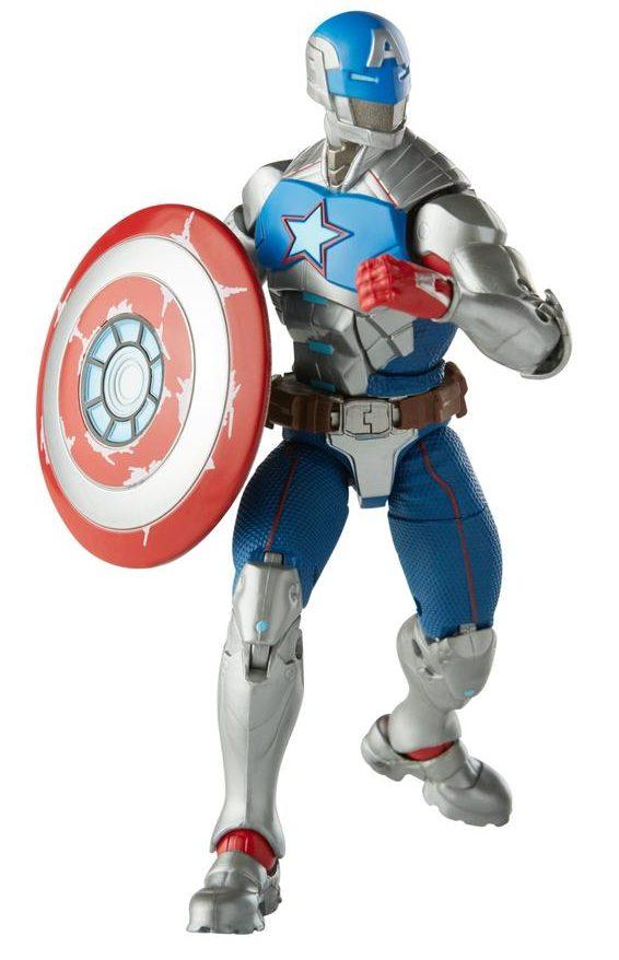 Marvel Legends Civil Warrior Figure