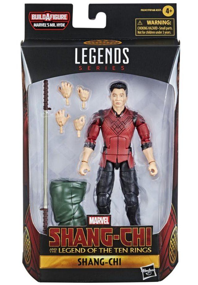 Marvel Legends Shang-Chi Figure