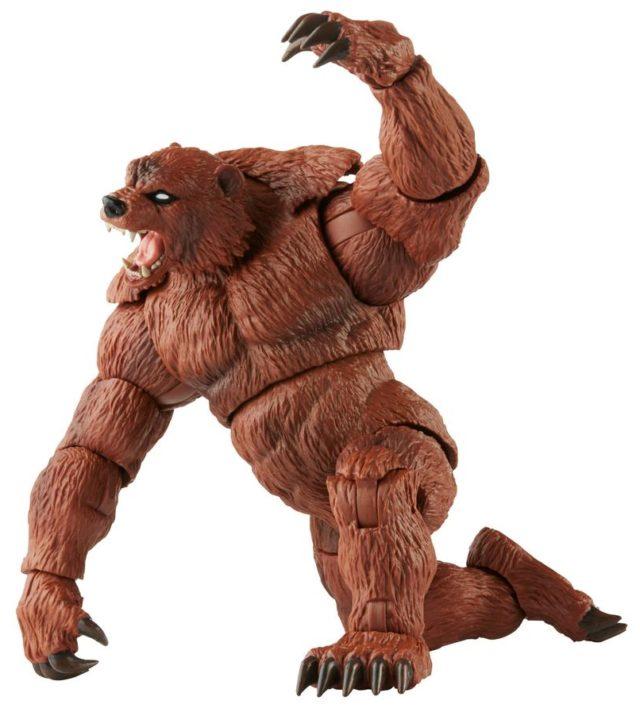 Marvel Legends Ursa Major Build-A-Figure