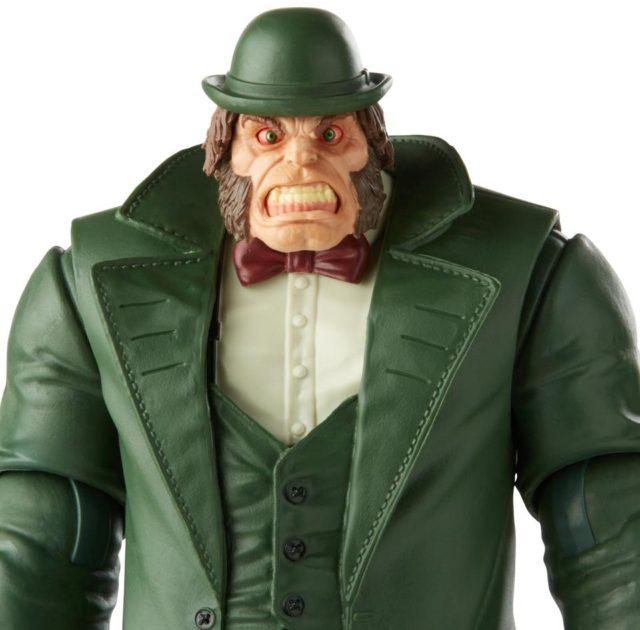 Mr. Hyde Marvel Legends Shang Chi Series BAF Figure