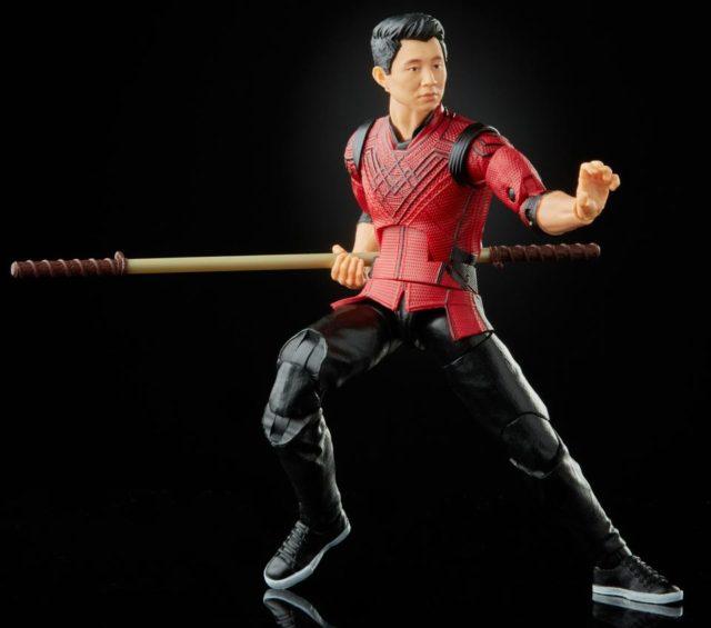 Shang Chi Marvel Legends 2021 Six Inch Figure