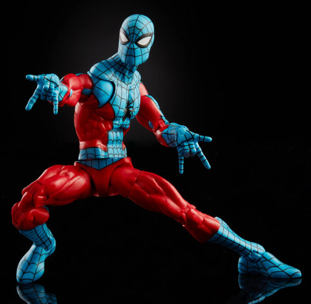 Web-Man Marvel Legends 2021 Figure Exclusive