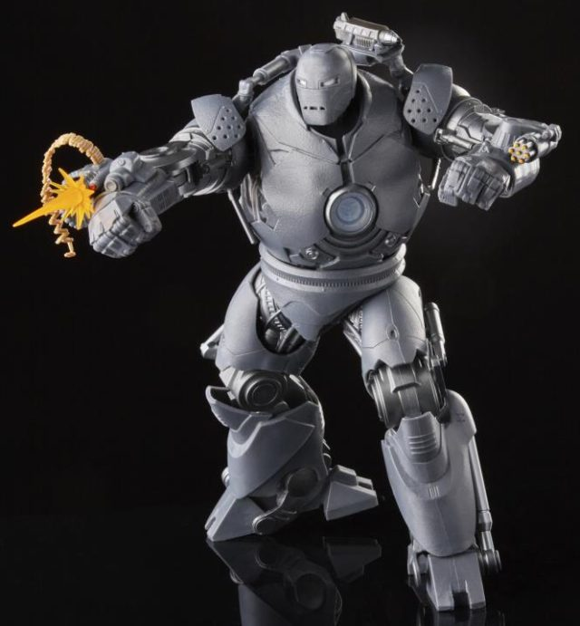 2021 Marvel Legends Iron Monger Infinity Saga Movie Figure