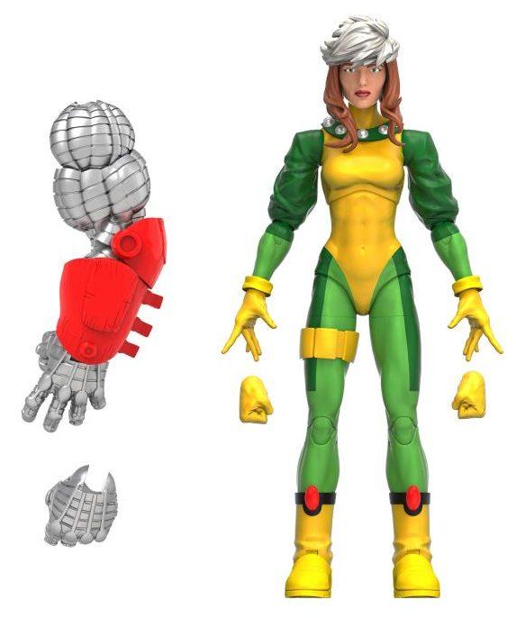 Age Of Apocalypse Rogue Marvel Legends Hasbro Figure