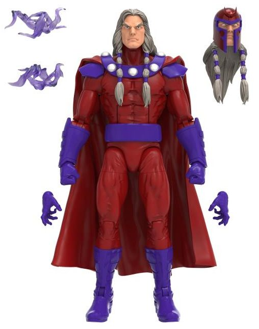 Age of Apocalypse Marvel Legends 2021 X-Men Magneto Figure and Accessories