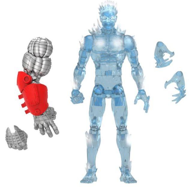 Age of Apocalypse X-Men Iceman Marvel Legends 2021 Figure