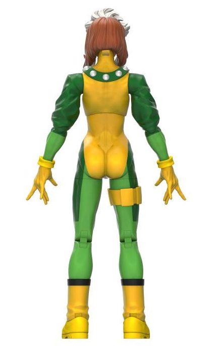 Back of Rogue X-Men Legends Age of Apocalypse Figure