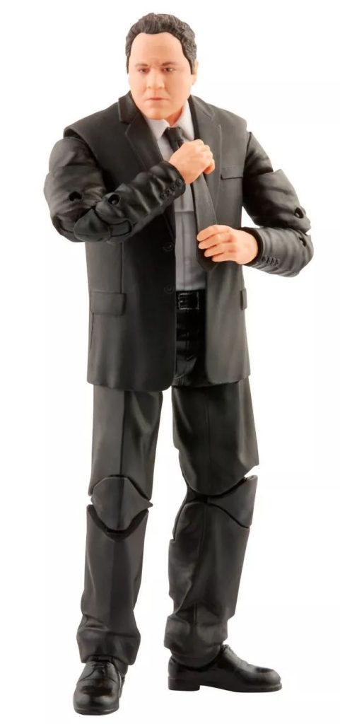 Happy Hogan Marvel Legends Jon Favreau Figure Infinity Saga