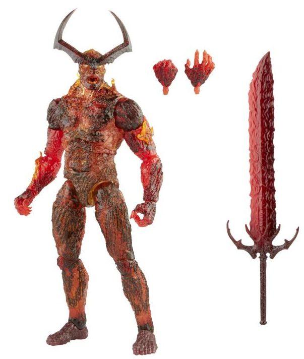 Hasbro Surtur Figure and Accessories Thor Ragnarok Infinity Saga