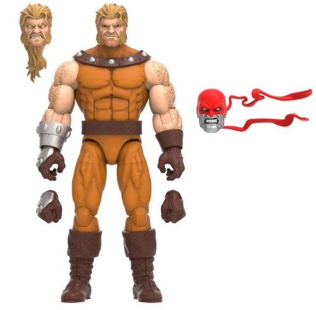 Hasbro X-Men Legends 2021 Age of Apocalypse Sabretooth Figure