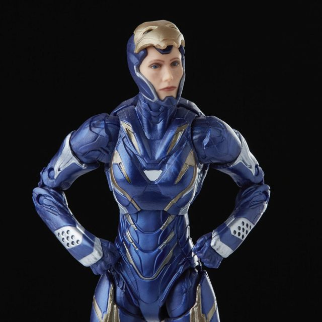 Infinity Saga Marvel Legends Rescue Exclusive Figure with Pepper Potts Face
