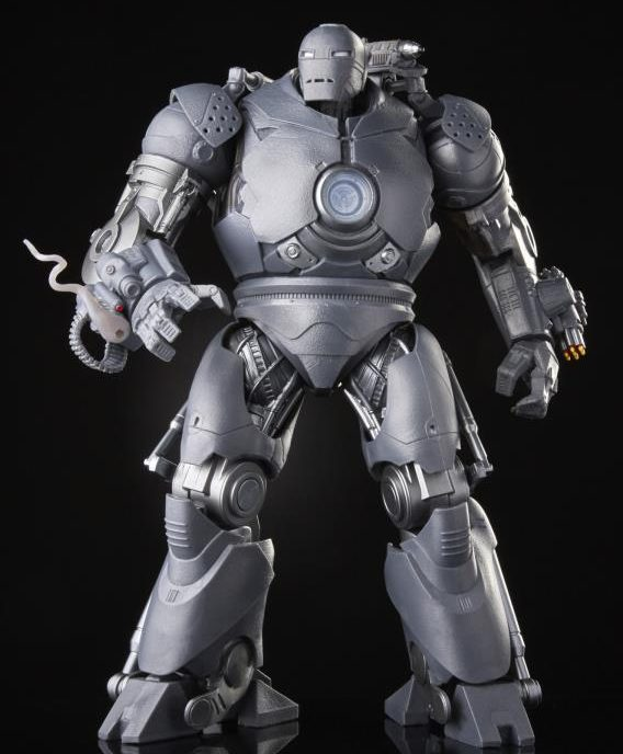 Iron Monger Marvel Legends 2021 Hasbro Infinity Saga MCU Iron Man Movie Figure