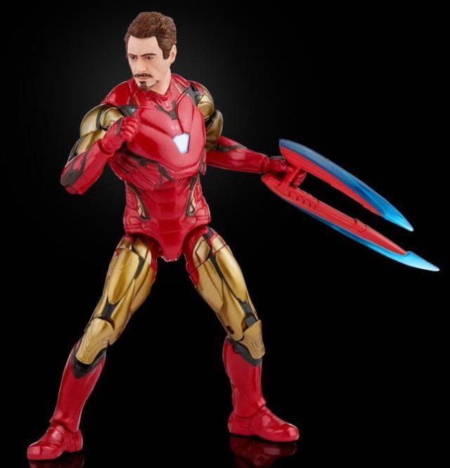 Marvel Legends 2021 Robert Downy Jr Iron Man Mark 85 Figure