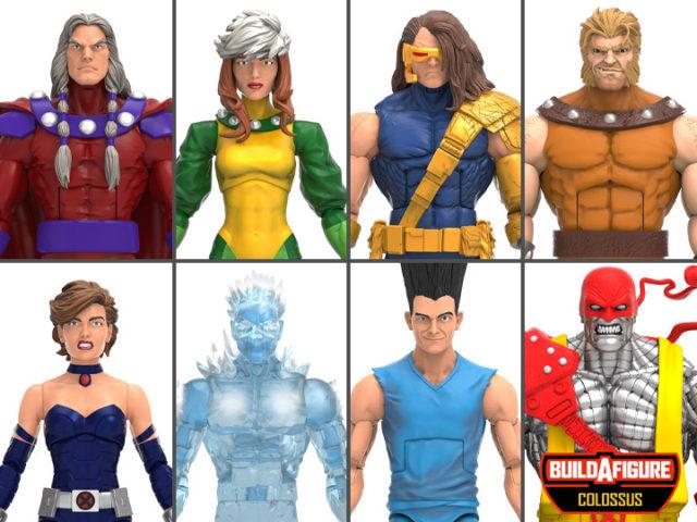 Marvel Legends 2021 X-Men Age of Apocalypse Colossus Series