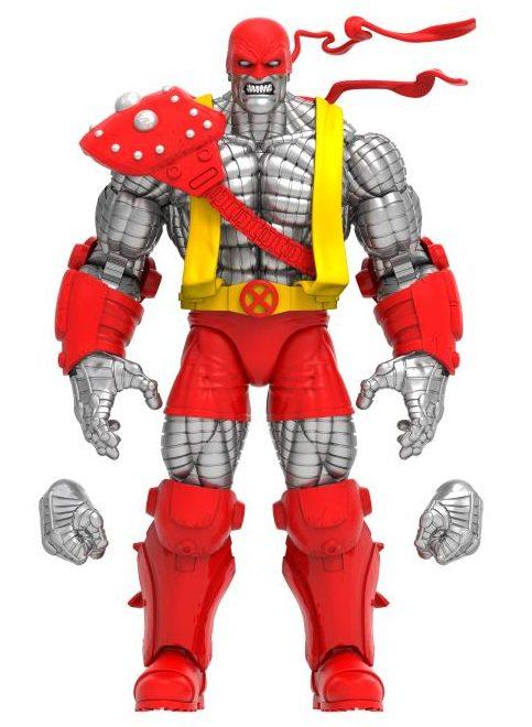Marvel Legends AOA Colossus Build-A-Figure Front
