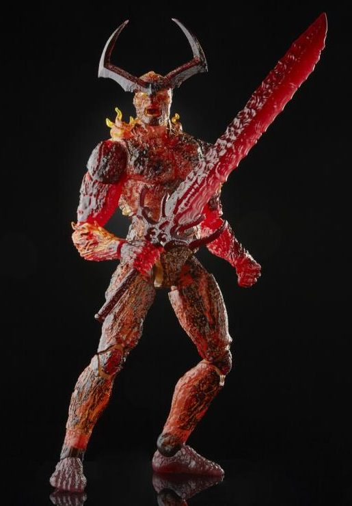 Marvel Legends Infinity Saga Surtur Figure with Sword