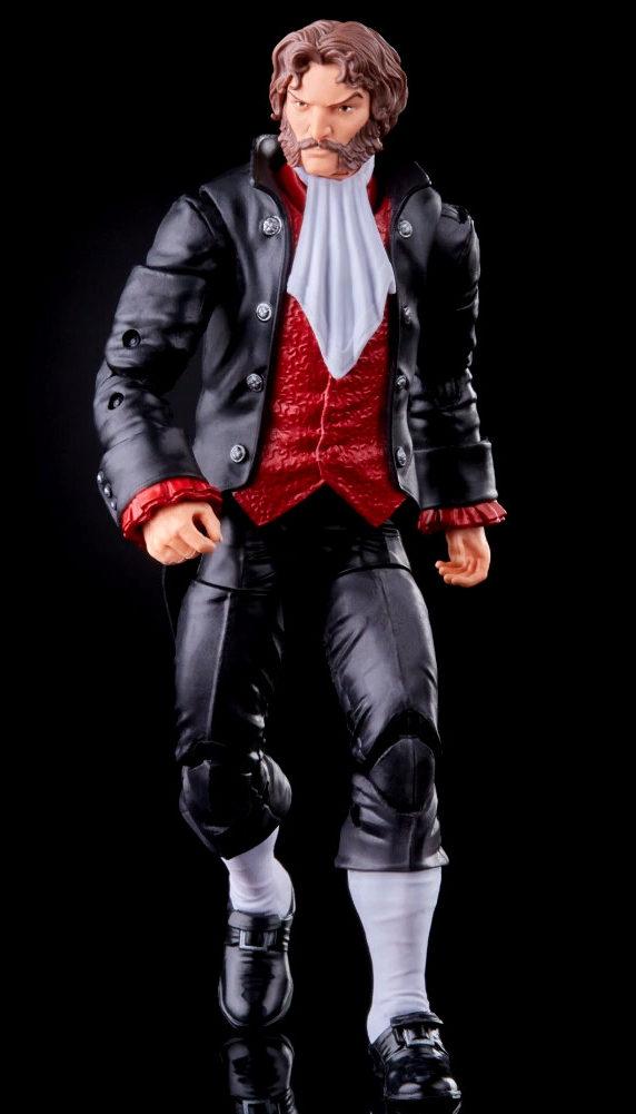 Marvel Legends Jason Wyngarde Hellfire Club Figure