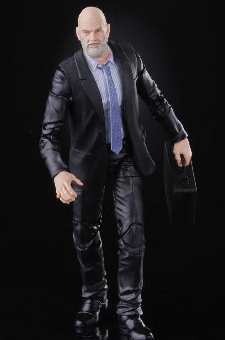 Marvel Legends Obadiah Stane Movie Figure Hasbro Jeff Bridges Infinity Saga