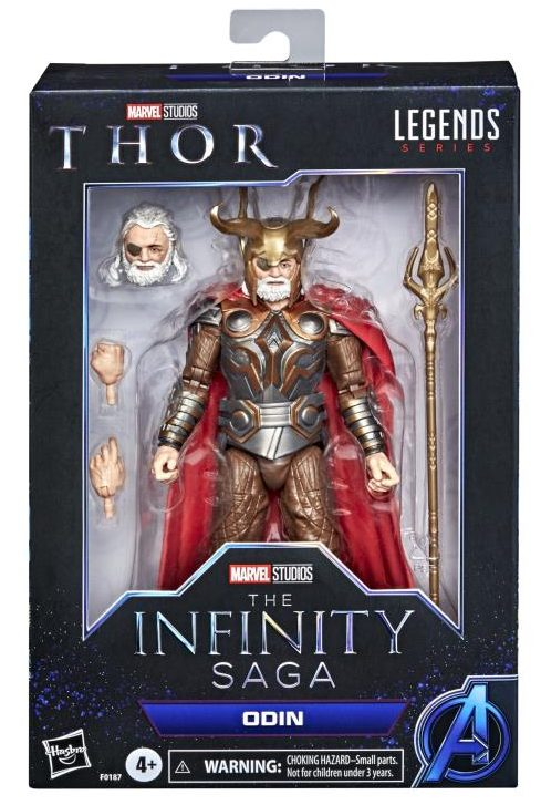 Marvel Legends Odin Infinity Saga Thor Movie Figure