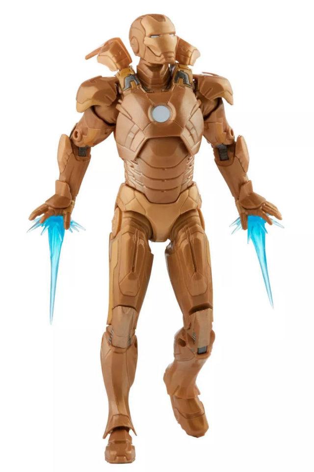 Midas Iron Man Mark 21 Figure Marvel Legends Infinity Saga Target Exclusive