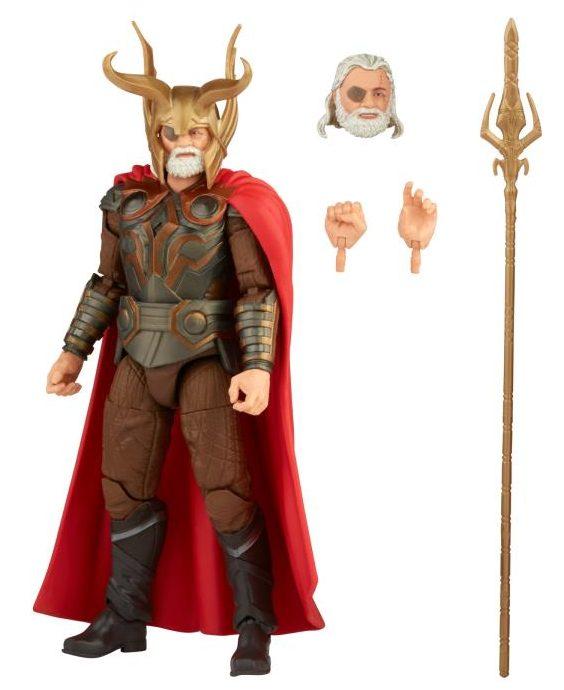 Odin Marvel Legends 2021 Movie Figure Hasbro Six Inch