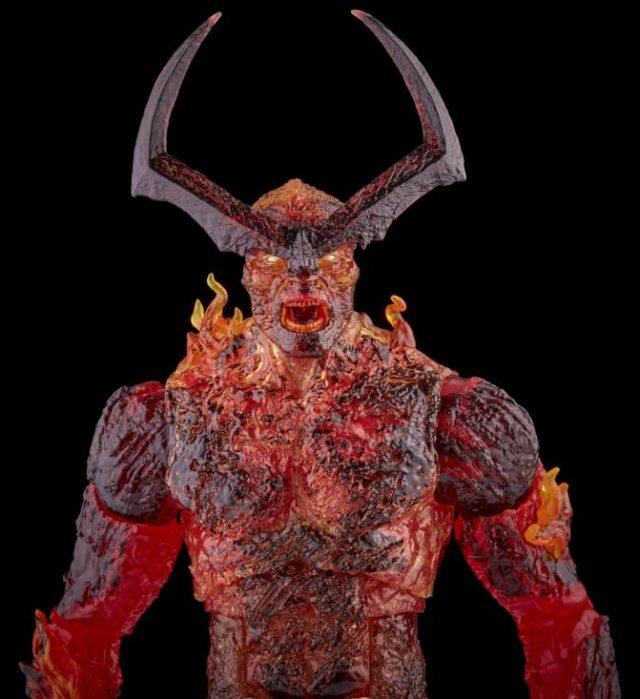 Surtur Marvel Legends Figure Hasbro Close-Up