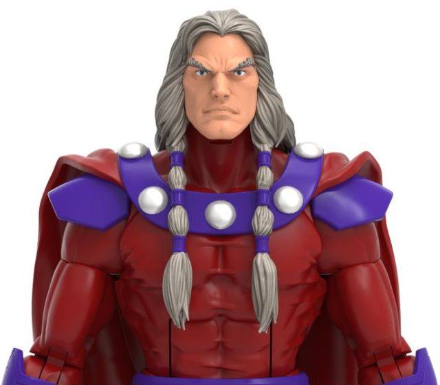 Unmasked Magneto Age of Apocalyse Marvel Legends X-men Figure