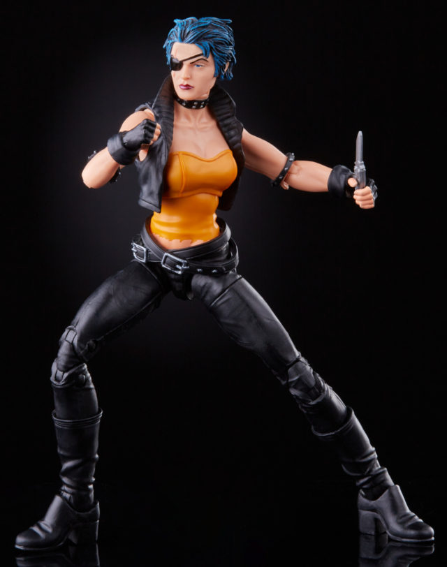 X-Men Legends Callisto Marvel Legends Action Figure