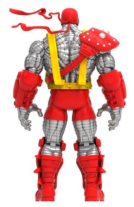 X-Men Marvel Legends Age of Apocalypse Colossus Build-A-Figure Back