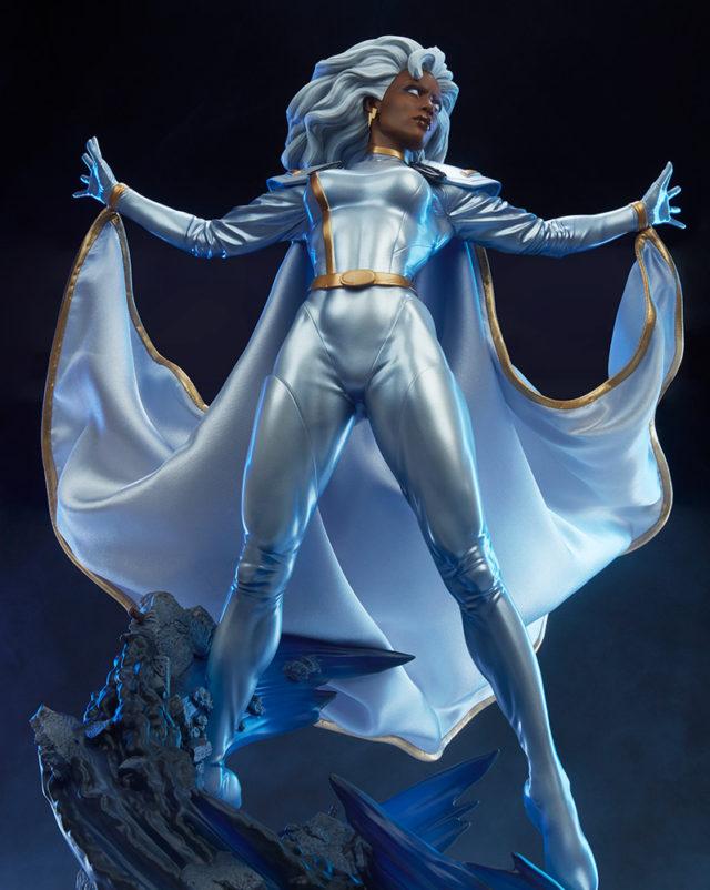 2021 Sideshow Collectibles Storm 1 4 Scale Statue Premium Format Figure