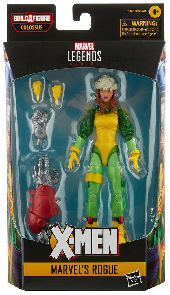 Age of Apocalypse Rogue Figure Hasbro Marvel Legends