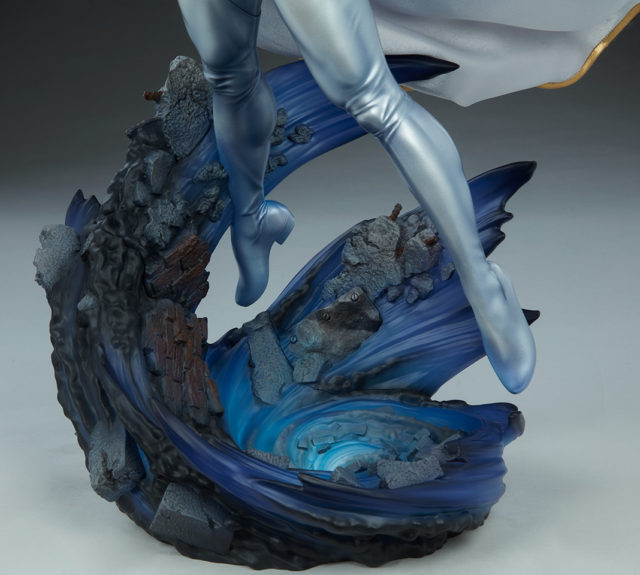 Cyclone Base for Sideshow Collectibles Storm Quarter Scale Statue