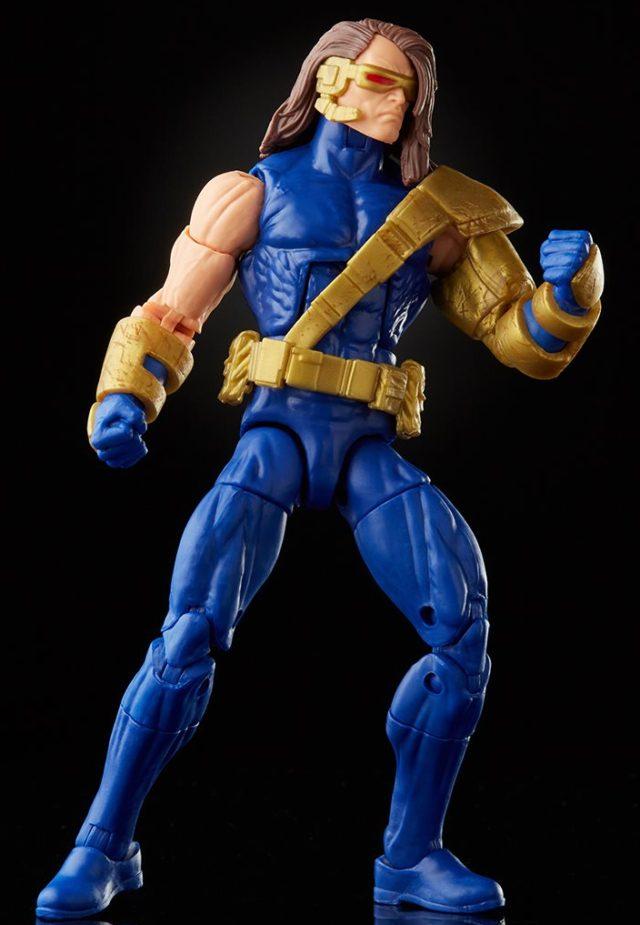 Cyclops Marvel Legends 2021 X-Men Age of Apocalypse Colossus Series Figure