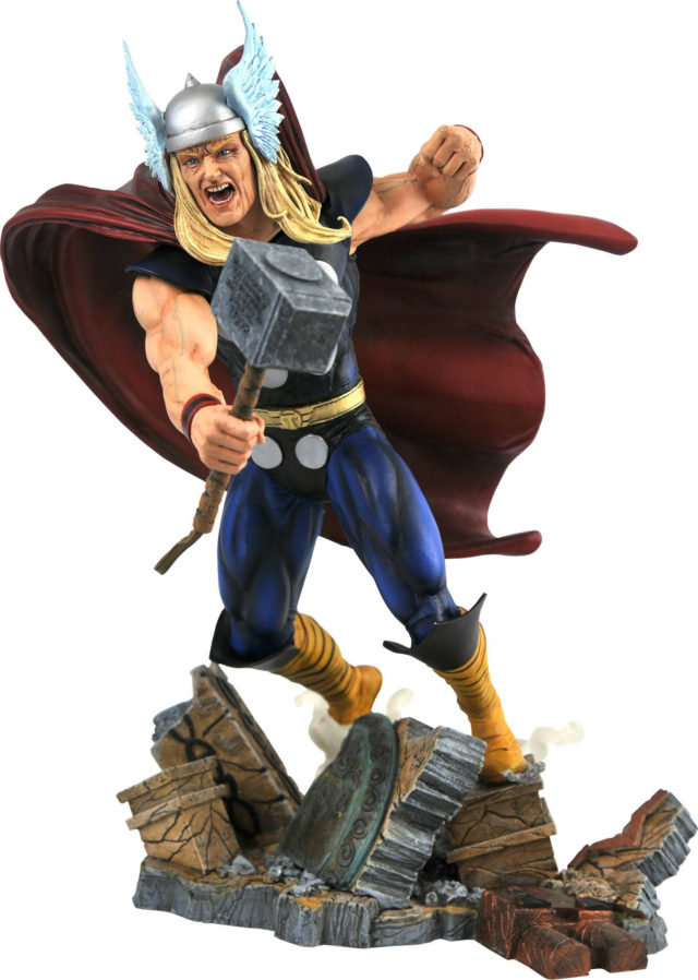 DST Comics Thor Classic Marvel Gallery Statue