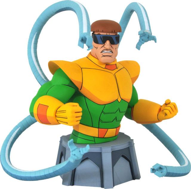 Marvel Animated Doc Ock Bust Diamond Select Toys