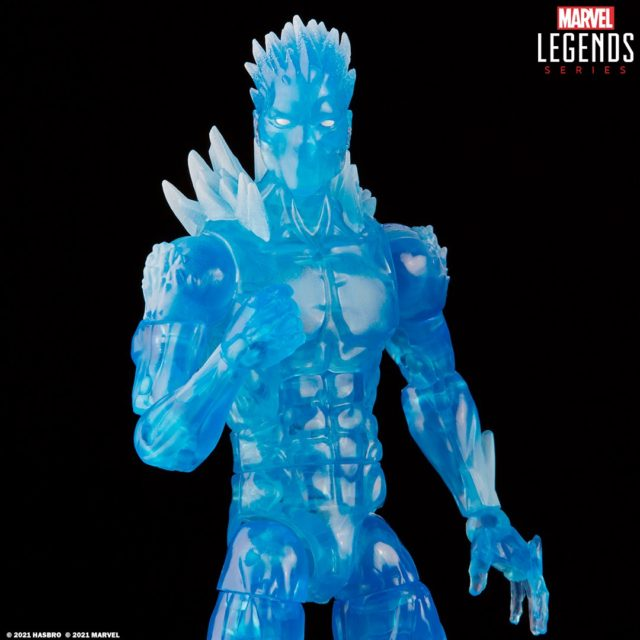 Marvel Legends 2021 Iceman Age of Apocalypse Figure