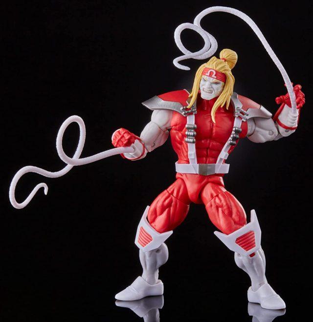 Marvel Legends Omega Red Figure Wolverine Box Set Repaint