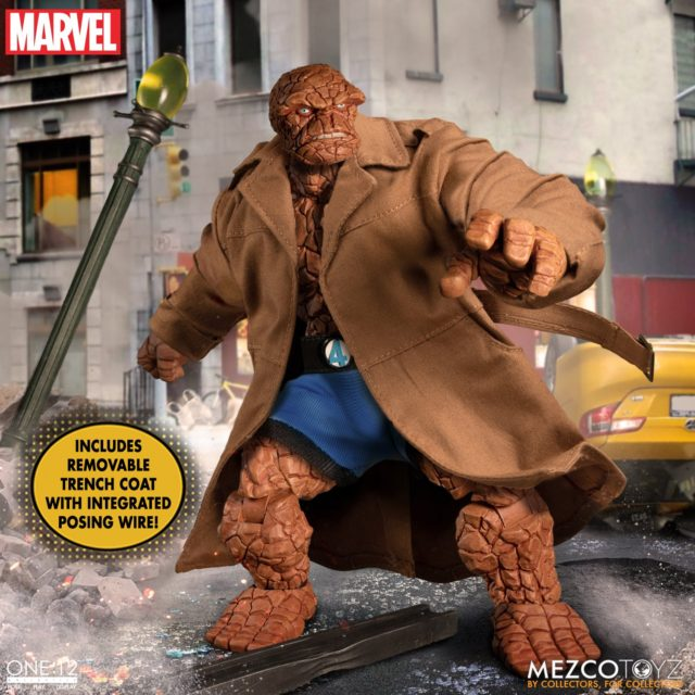 Mezco Thing ONE 12 Collective Figure in Disguise