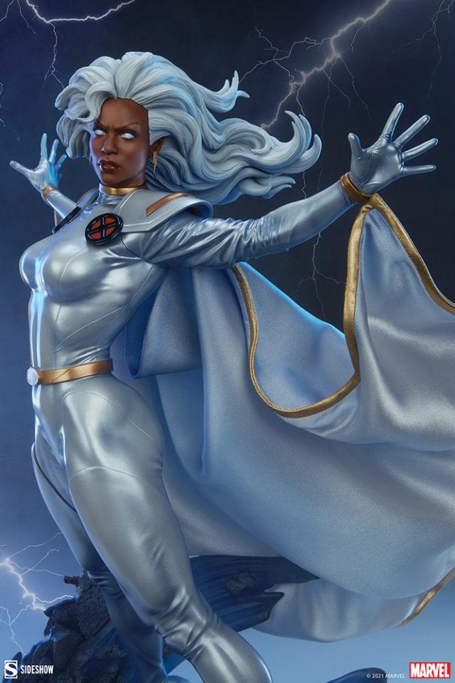 Sideshow X-Men Storm Statue 2021 Premium Format Figure Quarter Scale