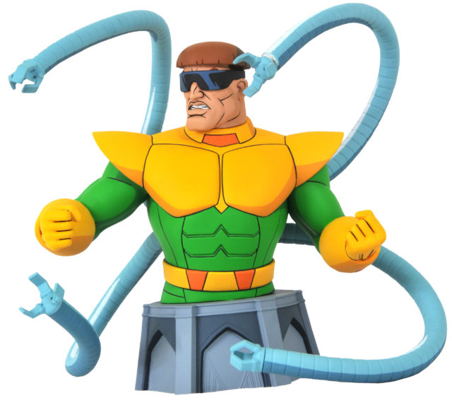 Spider-Man The Animated Series Doctor Octopus Bust DST