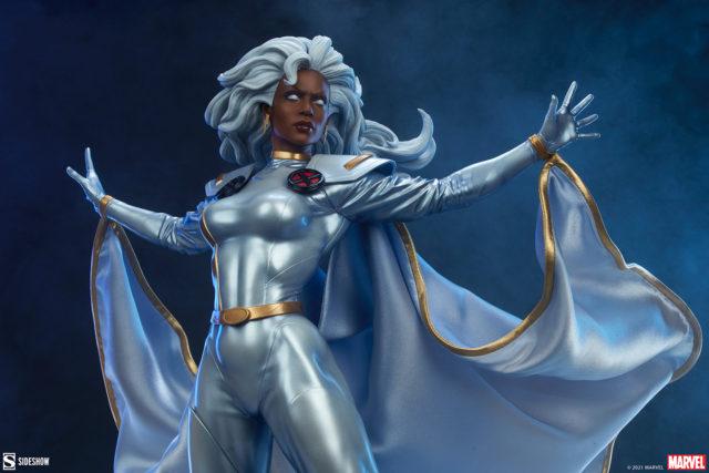 Storm Premium Format Statue Sideshow 2021 X-Men