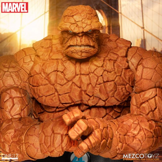 The Thing Mezco ONE 12 Collective Figure