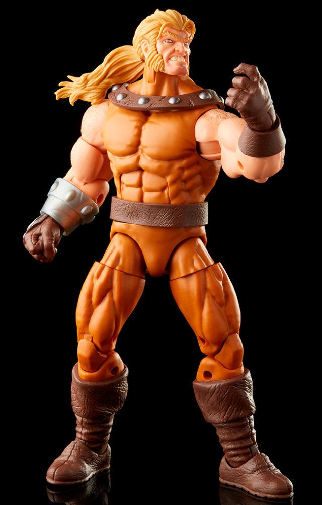 X-Men Marvel Legends Age of Apocalypse Sabretooth Figure