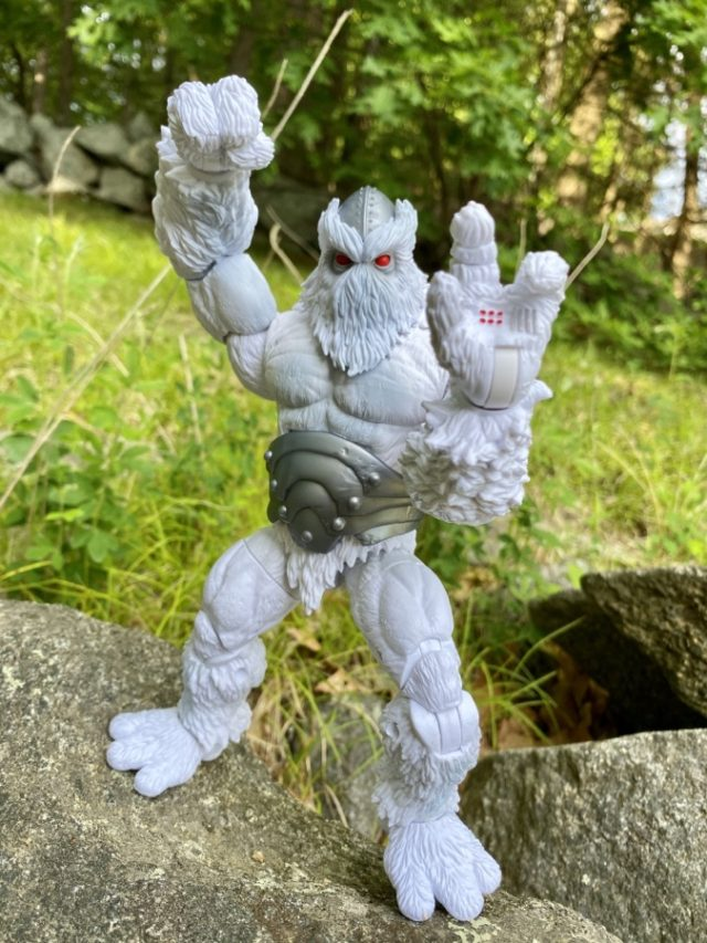 Marvel Legends Xemnu Review