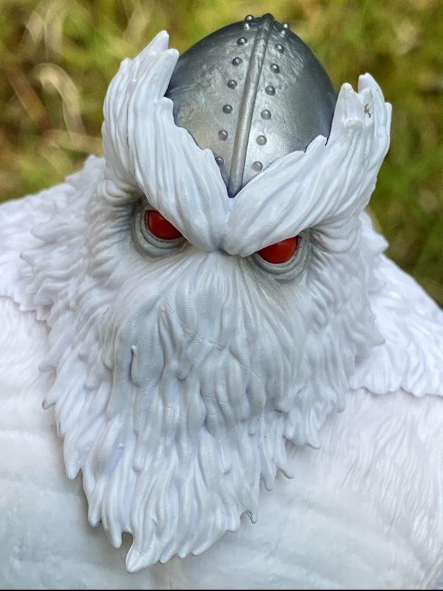 Xemnu Head Close-Up Marvel Legends 2021 BAF