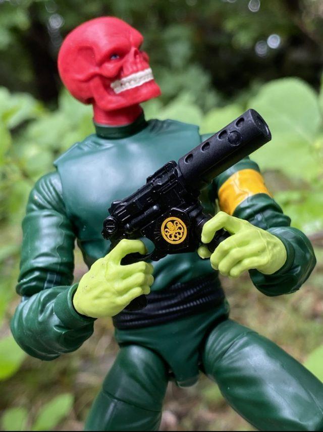2021 Marvel Legends Red Skull Figure Review