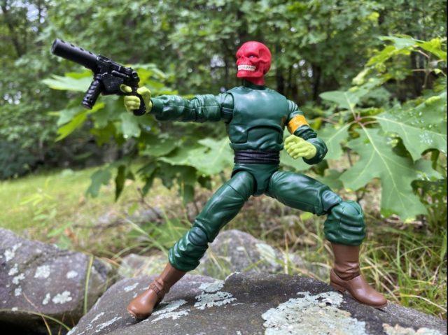 "Review Marvel Legends Super Villains Red Skull 6"" Figure Review"